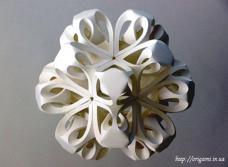 Искусство складывания фигур из