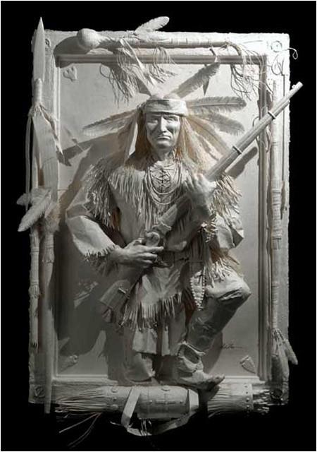 что эти скульптуры очень