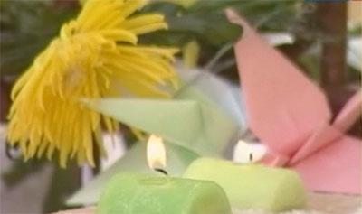 журавлики японцам