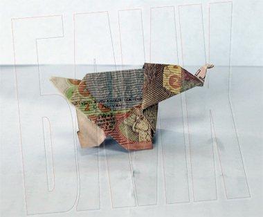 оригами руками киевлянина