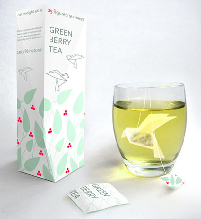 оригами, идея, чай, дизайн, Наталья Пономарева